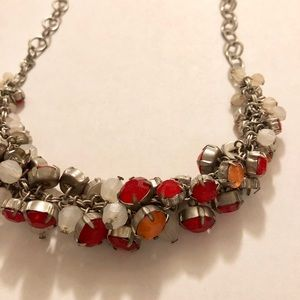 Jewelry - Beautiful Colorful Statement Necklace